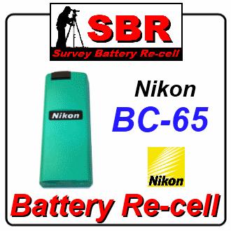 nikon-bc-65-survey-battery-recell-refill-rebuild-replacement