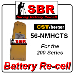CTS / Berger 56-NMHCTS Battery pack rebuild / re-cell